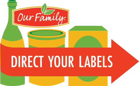 Direct Your Labels | Leppinks Food Centers